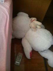 猪野由梨佳 公式ブログ/今朝久々に。 画像1