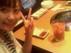 猪野由梨佳 公式ブログ/夕食は。 画像1