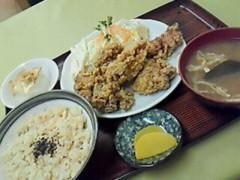 猪野由梨佳 公式ブログ/お昼ご飯。 画像1