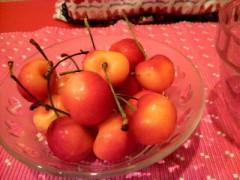 猪野由梨佳 公式ブログ/朝食に…。 画像1