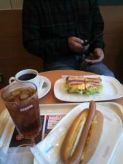 猪野由梨佳 公式ブログ/近所のドトールで。 画像1