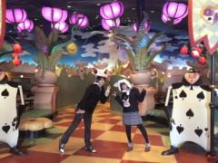 猪野由梨佳 公式ブログ/Disneyロケ。 画像2