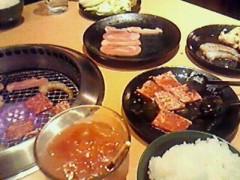 猪野由梨佳 公式ブログ/夕食は。 画像2