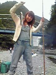猪野由梨佳 公式ブログ/ニジマス釣り。 画像1