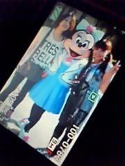 猪野由梨佳 公式ブログ/DisneySea。 画像2