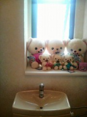 猪野由梨佳 公式ブログ/我が家のトイレ。 画像1