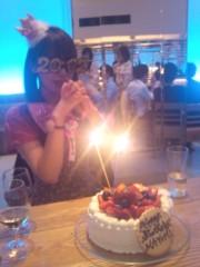 佐久間恵 公式ブログ/まゆみんのbirthday  party♪ 画像2