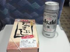 佐久間恵 公式ブログ/ひつまぶしと500ml 。 画像2