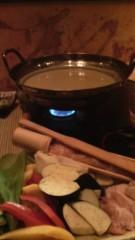 佐久間恵 公式ブログ/グリーンカレー鍋。 画像1