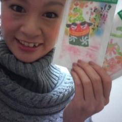 佐久間恵 公式ブログ/来年は、おみくじ付きで♪ 画像1