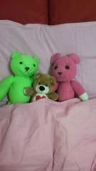 佐久間恵 公式ブログ/気づいたら…クマだらけ。 画像1
