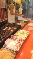 佐久間恵 公式ブログ/イケメンのたこ焼き屋さん。 画像1