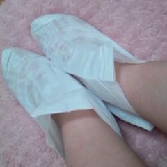 佐久間恵 公式ブログ/顔と足。 画像2