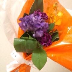 佐久間恵 公式ブログ/flower 画像1