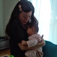 佐久間恵 公式ブログ/実は…赤ちゃん産みました。 画像1