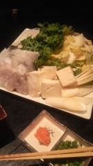 佐久間恵 公式ブログ/dinnerは〜!? 画像2