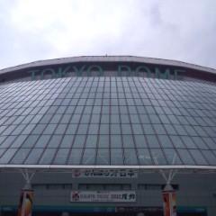 佐久間恵 公式ブログ/東京ドーム。 画像1