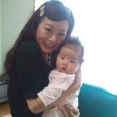 佐久間恵 公式ブログ/実は…赤ちゃん産みました。 画像3