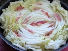 佐久間恵 公式ブログ/白菜のみぞれ煮。 画像1