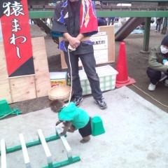 佐久間恵 公式ブログ/お猿San 画像3