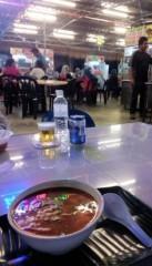 佐久間恵 公式ブログ/ペナン島 4日目dinner 。 画像1