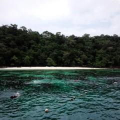 佐久間恵 公式ブログ/ペナン島 無人島へ渡った3日目。 画像2