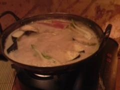 佐久間恵 公式ブログ/グリーンカレー鍋。 画像2