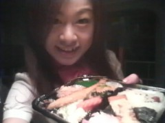 佐久間恵 公式ブログ/車ご飯♪ 画像1