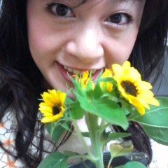 佐久間恵 公式ブログ/そして…ひまわり♪ 画像2