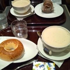 佐久間恵 公式ブログ/やっと、お昼ご飯だよ〜 画像1