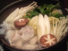 佐久間恵 公式ブログ/dinnerは〜!? 画像1