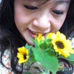 佐久間恵 公式ブログ/そして…ひまわり♪ 画像1