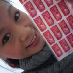 佐久間恵 公式ブログ/来年は、おみくじ付きで♪ 画像2