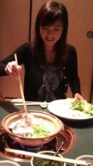 佐久間恵 公式ブログ/牛と河豚。 画像2