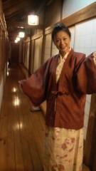 佐久間恵 公式ブログ/源美の宿会津屋。 画像3