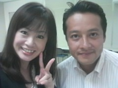 佐久間恵 公式ブログ/偶然の再会♪ 画像1