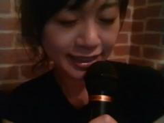佐久間恵 公式ブログ/目をつぶって。。 画像2