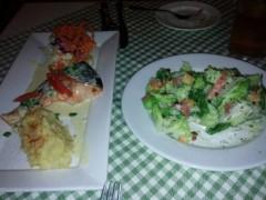 佐久間恵 公式ブログ/ペナン島 3日目dinner 。 画像1