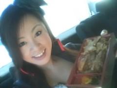 佐久間恵 公式ブログ/食べられちゃうー 画像2