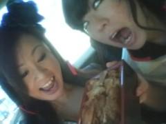 佐久間恵 公式ブログ/食べられちゃうー 画像1