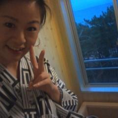 佐久間恵 公式ブログ/お仕事で…♪ 画像1