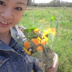 佐久間恵 公式ブログ/いい天気だね〜 画像1
