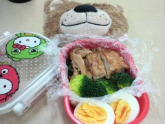 佐久間恵 公式ブログ/今日のお弁当♪ 画像1