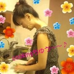 佐久間恵 公式ブログ/cooking♪ 画像1