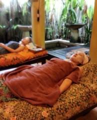 佐久間恵 公式ブログ/ペナン島 spa でセレブ気分を味わった4日目。 画像3