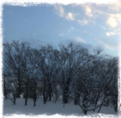 みわちづる 公式ブログ/雪 画像1
