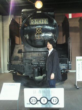 鉄道博物館1