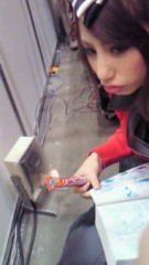相川イオ 公式ブログ/ソーセージ×マーガレット 画像2