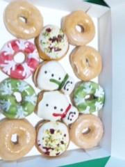 相川イオ 公式ブログ/イオタンマンのドーナツ屋さん!!?笑 画像2