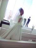 相川イオ 公式ブログ/ウエディングドレス撮影おついぇあー★ 画像3